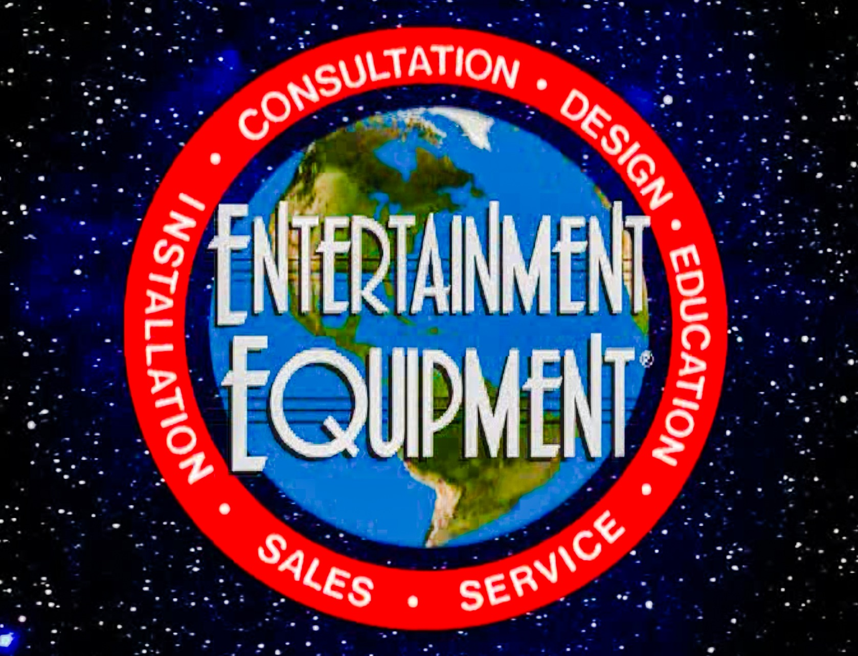 Entertainment Equipment Home Page